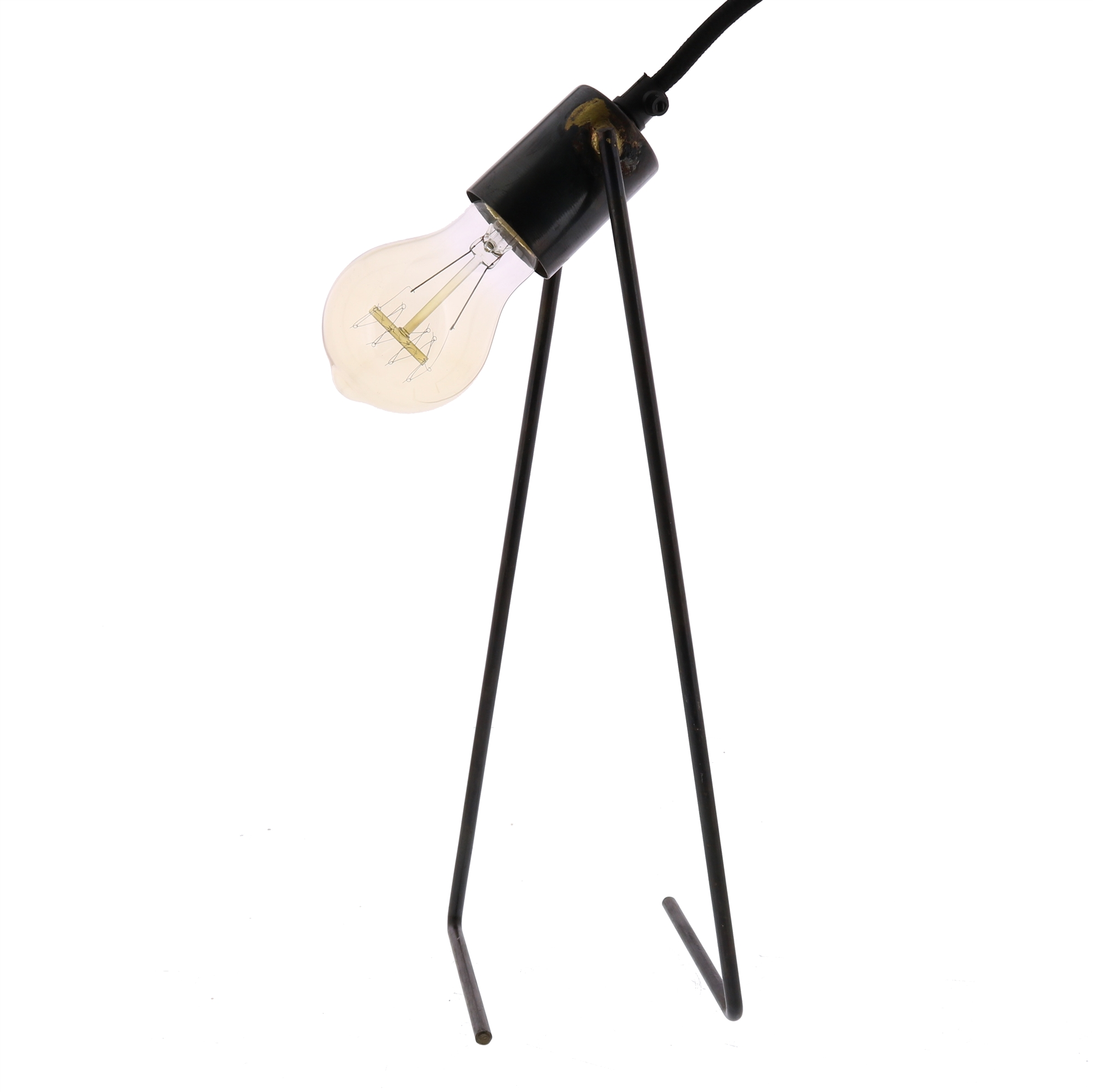 2427-0 - Russell Table Lamp - Natural by HomArt